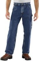 Carhartt Work Pants - Washed Denim (For Men)