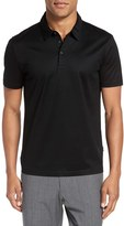 BOSS Men's 'Press' Slim Fit Cotton Polo