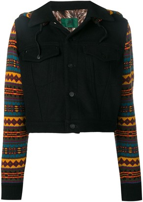 Jean Paul Gaultier Pre Owned 1990 Knitted Jacket