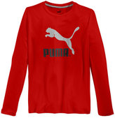 Puma Little Boys' Big Cat T-Shirt