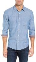 Faherty Belmar Long Sleeve Reversible Sport Shirt