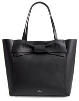 Kate Spade Olive Drive - Savannah Leather Tote - Black