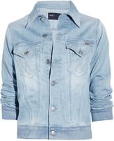 Notify Jeans Coquelicot stretch-denim jacket