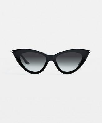 Dagger Sunglasses Gloss Black