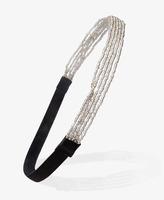 Forever 21 Five-Strand Beaded Headwrap