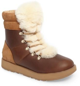 UGG Viki Genuine Sheepskin Waterproof Boot