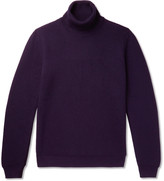 Altea - Ribbed Wool Rollneck Sweater
