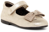 Naturino Glitter Bow Mary Jane Flat (Toddler & Little Kid)
