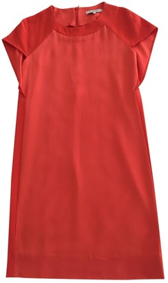 Gerard Darel \N Orange Dress for Women