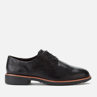 Clarks Women's Griffin Lane Leather Derby Shoes