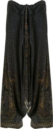 Camilla Cobra King trousers