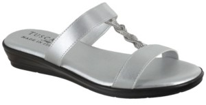Easy Street Shoes Anna Slide Sandals Women's Shoes