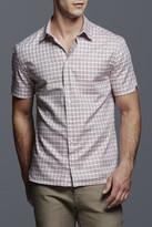 Boga Morgan Plaid Short Sleeve Slim Fit Shirt
