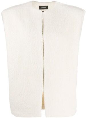Isabel Marant Gwendia sleeveless jacket