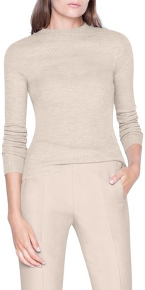 Akris Rib Cashmere & Silk Sweater