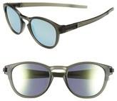 Oakley Men's 'Latch(TM)' 53Mm Retro Sunglasses - Green