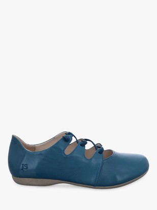 Josef Seibel Fiona 04 Leather Lace Up Casual Shoes
