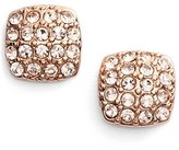 Givenchy Women's 'Legacy' Pave Stud Earrings