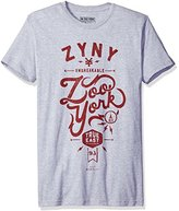 Zoo York Men's High Voltage Short Sleeve T-Shirt