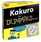 University Games Kakuro for Dummies by