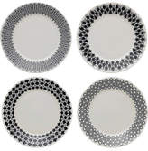Royal Doulton Charlene Mullen Accent Plate Set of 4