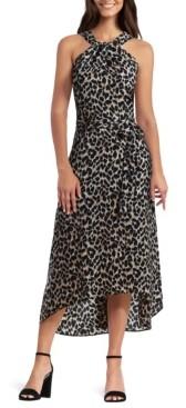 Gigi Parker Women's Halter Neck Dress