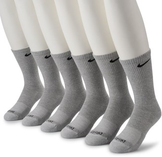 Nike Big & Tall Everyday Plus 3-pack Dri-FIT Cushion Crew Training Socks