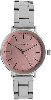 Peugeot Woman's Stainless Bracelet Watch