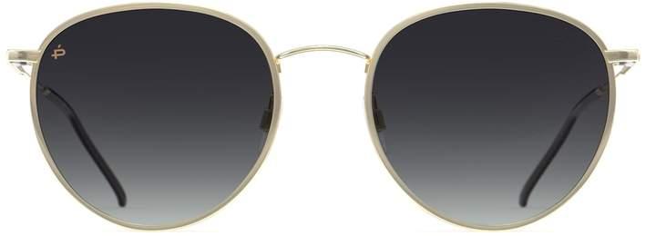 d323522534 Privé Revaux Gold Women s Sunglasses - ShopStyle