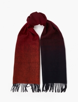 Paul Smith Gradient Cashmere-Blend Scarf