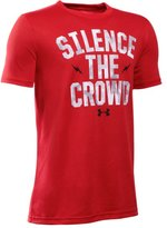 Under Armour Boys' UA Silence The Crowd T-Shirt