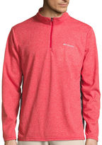 Columbia Dunsire Point Long-Sleeve Quarter-Zip Pullover Fleece Sweater