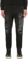 Diesel Carrot-Chino 0857u regular-fit skinny jeans