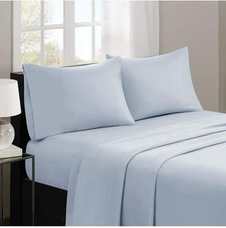Madison Home USA 3M Microcell California King 4-Pc Sheet Set Bedding