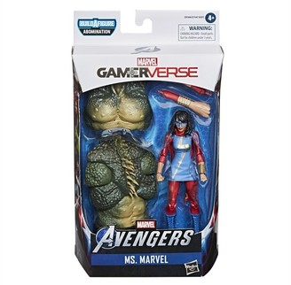 Marvel Hasbro Legends Series Gamerverse 6-inch Collectible Ms. Action Figure Toy, Ages 4 And Up