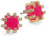Trina Turk Square Stud Earrings