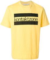 John Lawrence Sullivan Kontakzone T-shirt