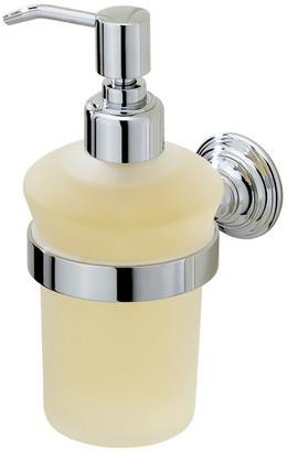 Valsan Bathrooms Kingston Liquid Soap Dispenser, Chrome