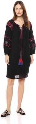 Velvet by Graham & Spencer Women's Loane Summer Embroideries Dress