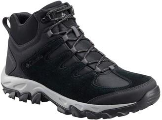 Columbia Men's Buxton Peak MID Waterproof Wide Hiking Boot