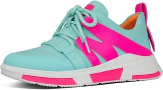 FitFlop Carita Neon Sneakers