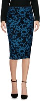 Pinko Knee length skirts - Item 35332051
