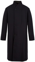 Lemaire Oversized wool overcoat