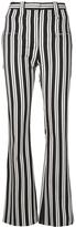 Altuzarra Serge Vertical Striped Trousers