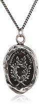 Pyrrha Unisex 925 Sterling Silver Integrity Talisman Necklace