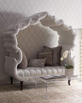 Haute House White Thebes Bench