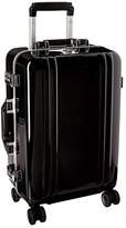 Travelpro Platinum(r) Elite - Carry-On Rolling Garment Bag (Shadow Black) Luggage