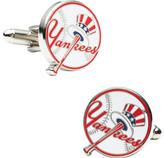 Cufflinks Inc. Men's Yankees Baseball Cufflinks