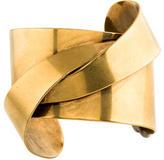 Vionnet Overlapping Cuff Bracelet
