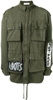 Faith Connexion military jacket - men - Cotton - M